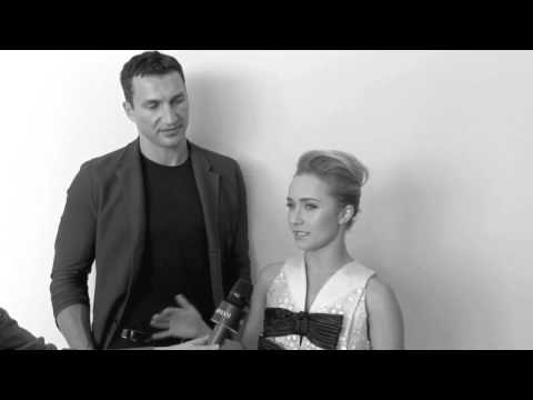 Giorgio Armani - 2014 Spring Summer Men's Collection After Show Interviews
