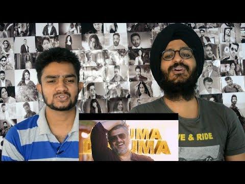 Aaluma Doluma REACTION | Vedalam | Ajith | Anirudh Ravichander | Parbrahm&Anurag