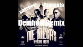 Me Niegas - (Dembow Remix 2.5) Baby Rasta y Gringo Ft. Ñengo Flow y Jory  ★REGGAETON 2013★