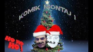 CyberRulzTV / KOMİK MONTAJ / YILBAŞI ÖZEL