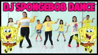 Download DJ SPONGEBOB SQUAREPANTS - TAKUPAZ KIDS