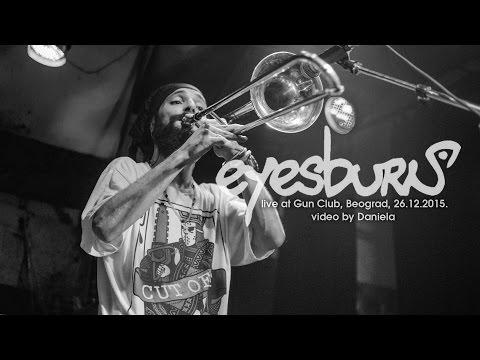 EYESBURN - Live in Belgrade, Gun Club, 26.12.2015