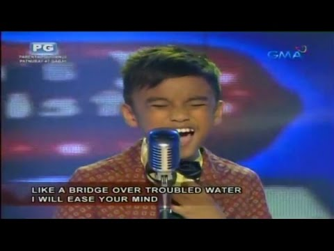 Francis  Aglabtin- Bridge Over Troubled Water