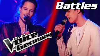 Jason Derulo - Savage Love (Tosari Udayana vs. Michael Caliman) | The Voice of Germany | Battles