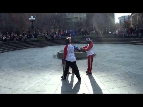 Video#1315 Street Acrobat Twins 2013 Pt 1