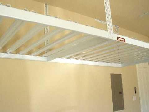 210 870 9766 Overhead Garage Racks Austin  Garage Storage Austin