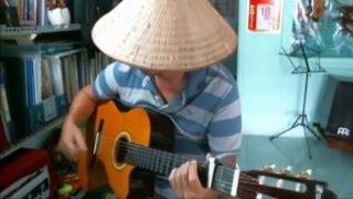 Tưởng niệm (Boston Guitar) - Anhbaduy Guitar - Ca Mau