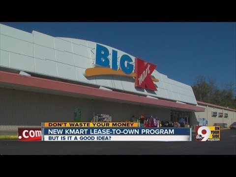 New KMart lease-to-own program