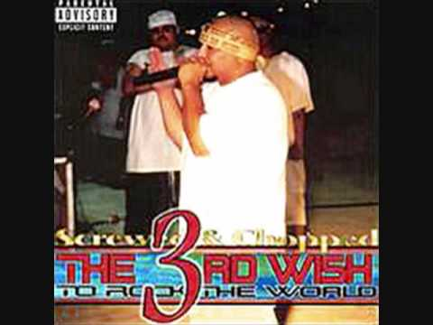 S.P.M. South Park Mexican The 3rd Wish [Screwed and Chopped] Latin Throne