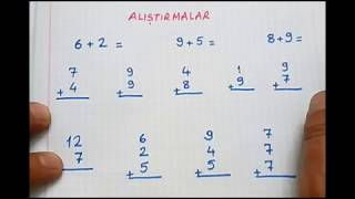 1.sınıf matematik Toplama Işlemi #Bulbulogretmen #matematik #toplama