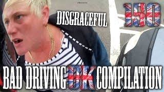 Bad Driving UK Compilation 150