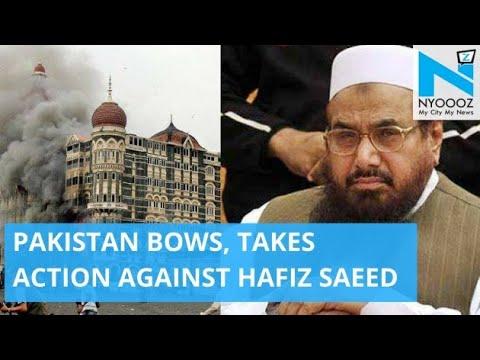 Pakistan finally declares JuD chief Hafiz Saeed a terrorist