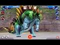 la lucha contra los dinosaurios ✔ batallas 2017.31.01 ❄ fighting Dinosaurs Buen video para los niños