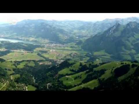 Unterwegs im Kanton Fribourg/Freiburg | Euromaxx - Extratour