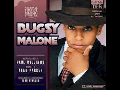 NYMT BUGSY MALONE - BLUE PETER