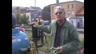 Steam Locomotive Whistle Education by Brian