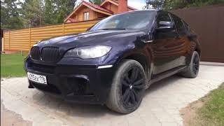 2012 BMW X6M (E71).  Обзор