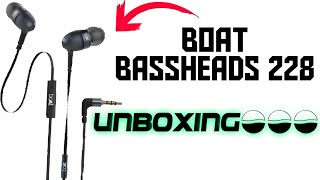 Unboxing Boat Bassheads 228