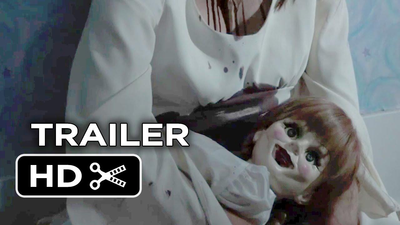Download Annabelle Teaser TRAILER 1 (2014) - Horror Movie HD