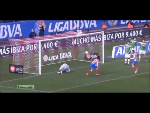 Radamel Falcao - 70 goals in Atlético de Madrid (2011-2013)