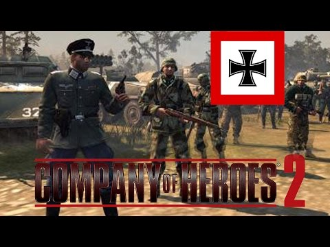 Company Of Heroes 2 - German Build For Beginners