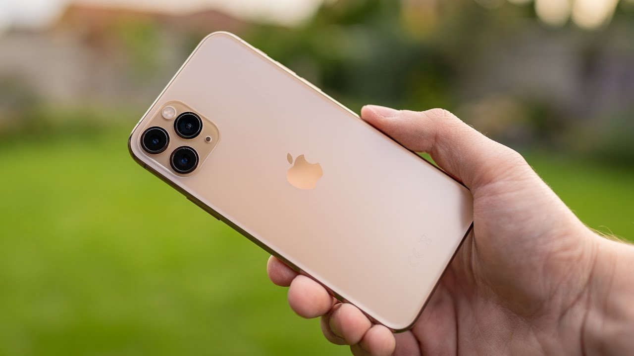 iPhone 11 Pro Gold Unboxing and First Impressions