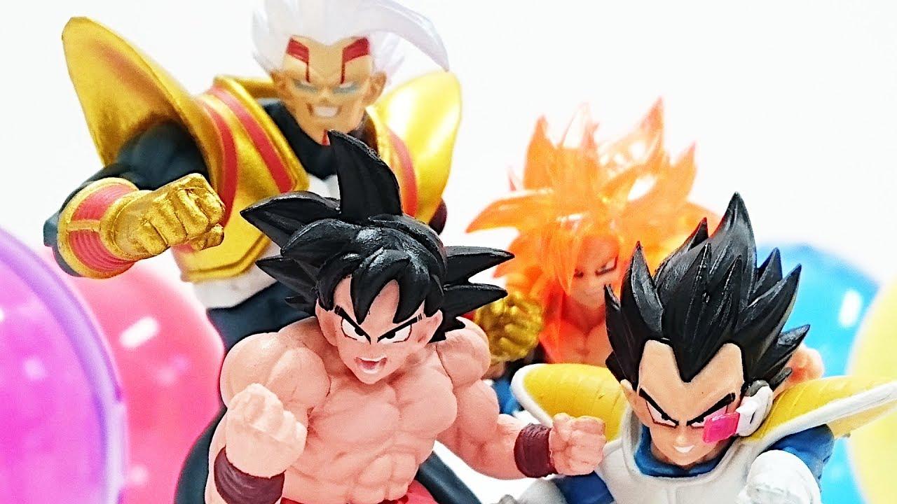 Dragon Ball Z Hg 20 Chaoz Gashapon Bandai Figure