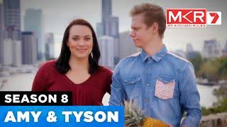 Amy & Tyson | MKR Season 8