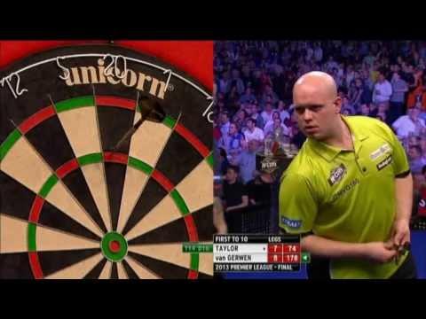 McCoy's Premier League Darts 2013 Highlights - Final