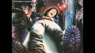 Album: Spreading The Disease Medusa Endless curse, blood runs cold ...
