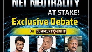 Khamba Of AIB, Rajan Mathews & Sanjay Kapoor Debate on Net Neutrality | Save The Internet