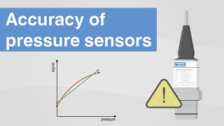 Accuracy of pressure sensors | Keep an eye on those 3 errors!