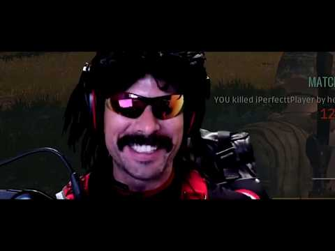 Dr.Disrespect - Gillette (Music Video)