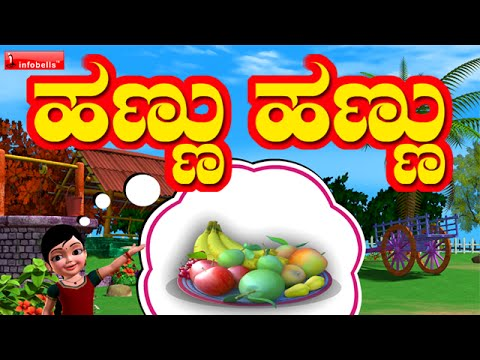 Hannu Hannu Kannada Rhymes for Children