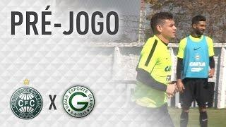 Coritiba x Goiás - Pré-jogo