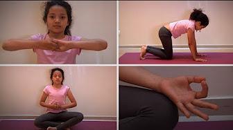 Yoga pour enfants - YouTube 2501333dff8