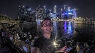 Сингапур/Моя работа/Marina Bay