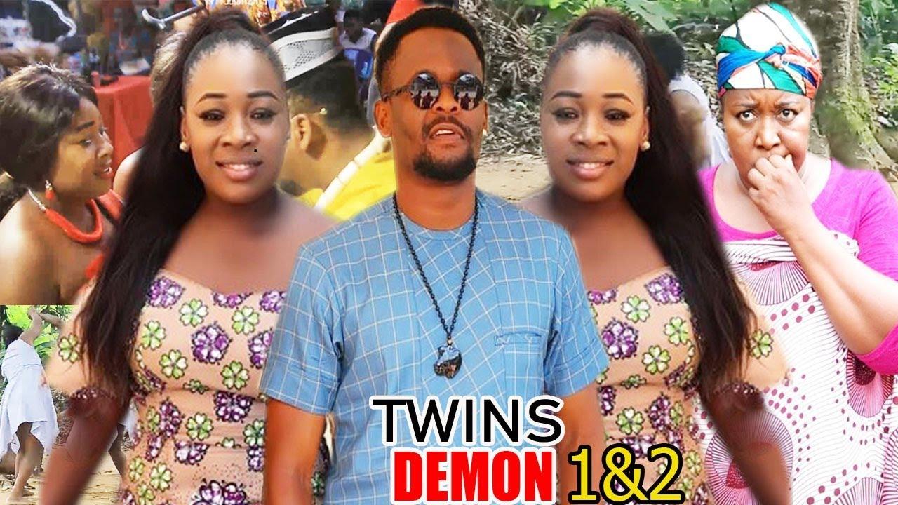 Download Twins Demon  Part 1&2 - Zubby Michael & Ebele Okaro 2020 Nigerian Nollywood Movie.