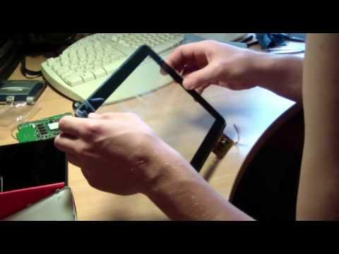 Восстановление тачскрина своими руками