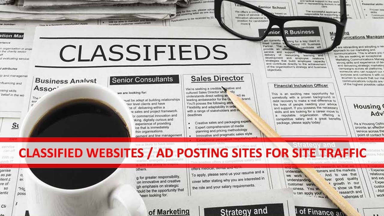 Classified Ad Posting Sites For Getting Organic Traffic - 05 | Website SEO For Earning From Website