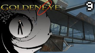 #09: Cradle & Credits | Secret Agent [ Goldeneye 007— N64 ]