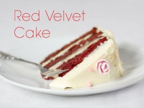 Red Velvet Cake Przepis