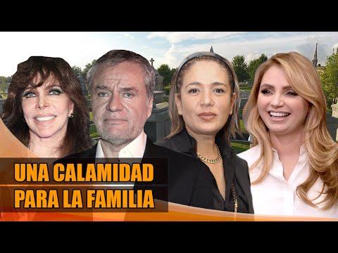 Les Prohíben a Yolanda Andrade y Angélica Rivera Despedirse de su Exsuegra