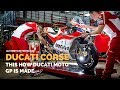 Ducati Corse Motorcycles | This How A Ducati MotoGP are made.