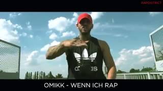 TOP 2016 - German Rapper Newcomer (OMIK K , AZET , UFO361 , KALAZH44  etc.) | BY RAPdistrict