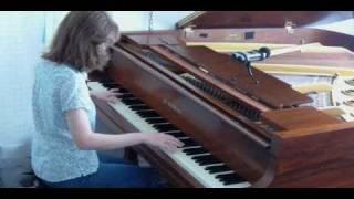 Rachel Flowers - Tarkus (complete) - solo piano
