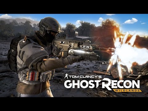 BEST WEAPONS & ATTACHMENTS!! (Ghost Recon Wildlands)