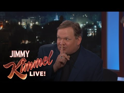 Andy Richter on Being a Late Night Sidekick