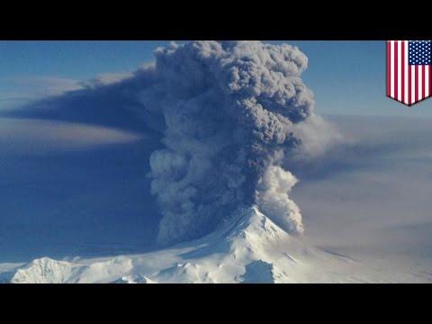 Alaska's most active volcano, Pavlof Volcano, will erupt very soon, according to experts - TomoNews