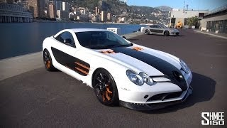 Gemballa Mercedes SLR - Overview Tour and Drive